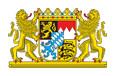 Großes Staatswappen des Freistaats Bayern